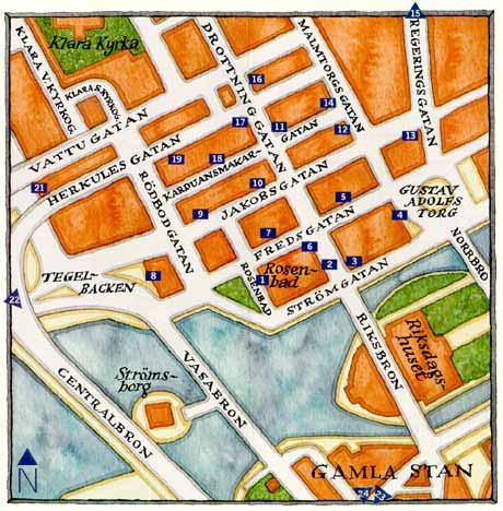 rosenbad karta Karta | Departement | Regeringskansliet rosenbad karta